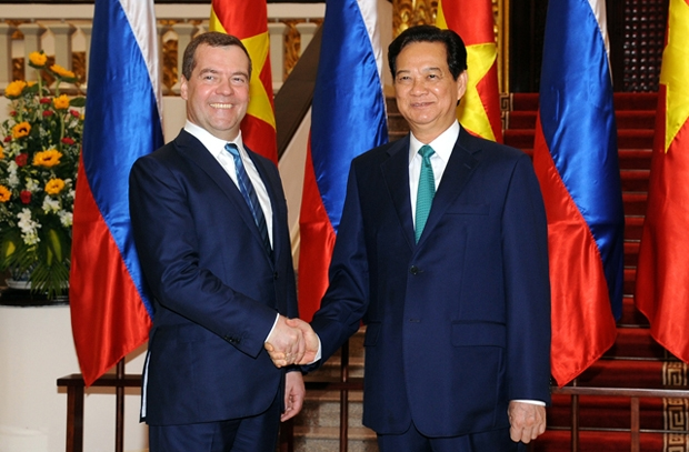 Vietnam – Russia: To speed up progress of Energy projects