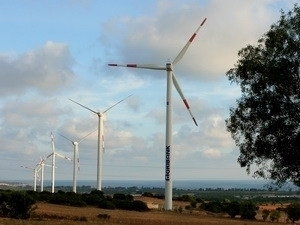 German group to develop a wind power project in Soc Trang province