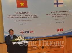 Finland helps develop smart power grid in Vietnam