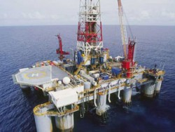 exploiting 568 million tons of crude oil in the four months
