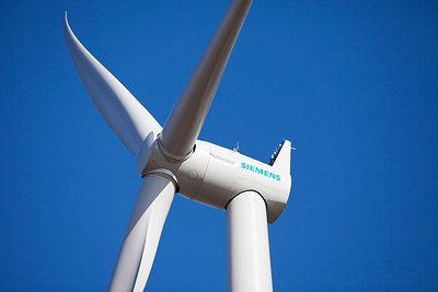 Siemens to supply wind turbines for onshore wind power plant in Japan
