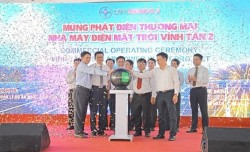 vinh tan 2 spp has been put into commercial operation