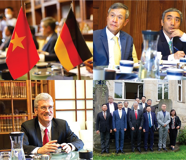 Vietnam - Germany push forward the co-operation in renewable energy field