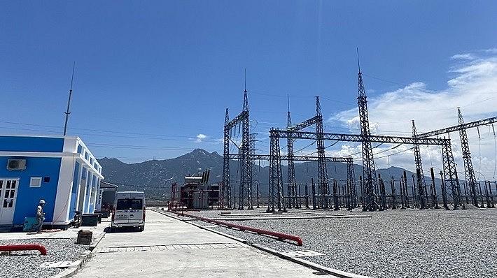 Powering 220 kV transformer substation for BIM Wind Power Project