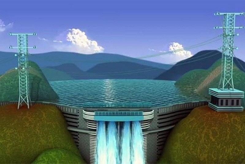 Vietnamese experts undertake to design the highest hydropower dam in Nepal