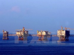 vietsovpetro taps 336 million tonnes of oil in five years