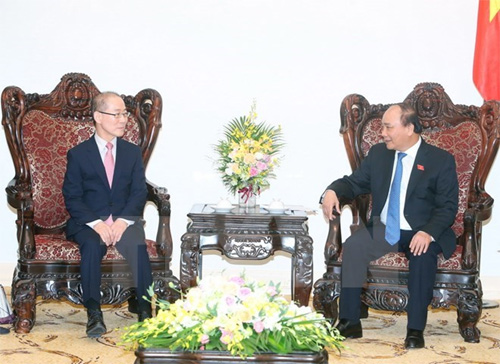 PM meets with head of Intergovernmental Panel on Climate Change
