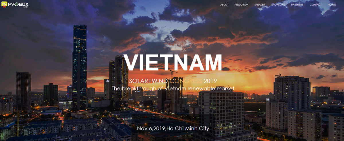 The Solar + Wind Vietnam conference – for all you need to know about the world's hottest solar market