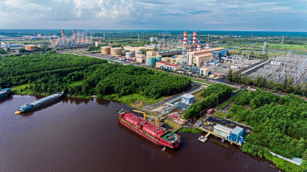 Gas demand for power generation declines