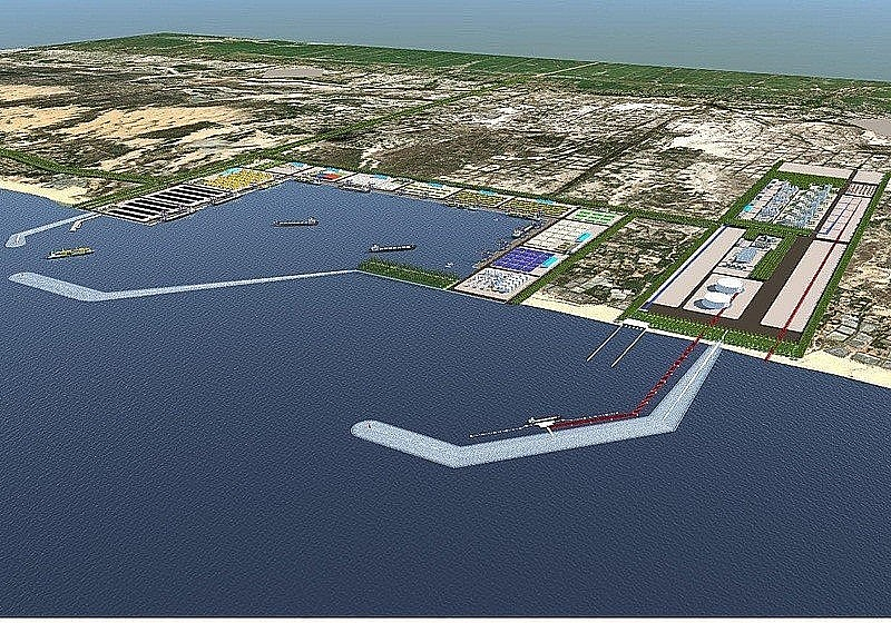Starting Hai Lang LNG Power Center project (phase 1)