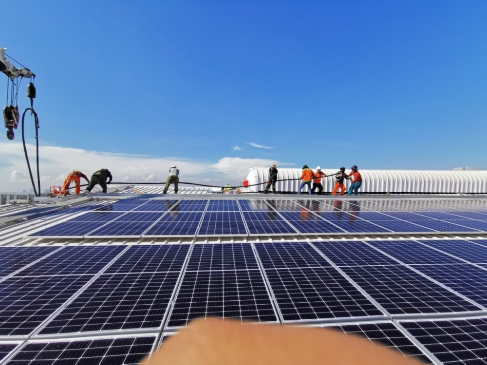 ASEAN to strive for 23 percent renewable energy in regional grids