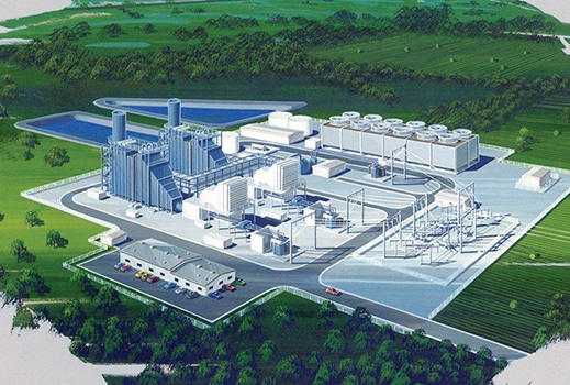 KEPCO khảo sát đầu tư dự án điện khí tại Ninh Thuận