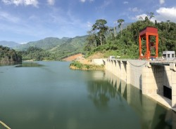inauguration of son tra 1 hydropower plant