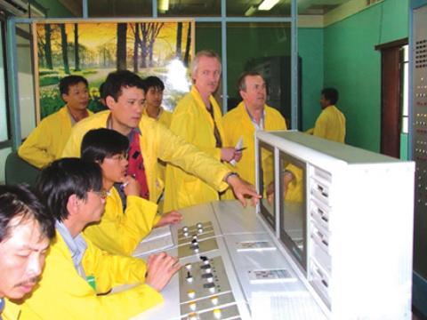 Vietnam-France cooperation in training nuclear energy human resources