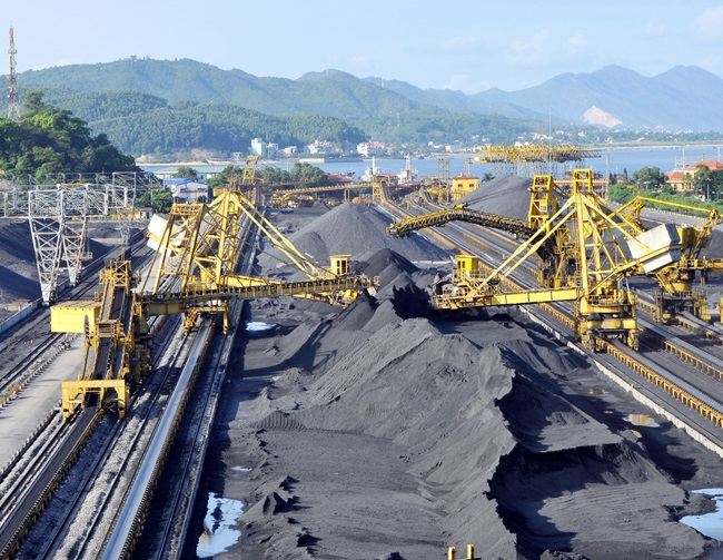Vinacomin sold nearly 5.4 million tons of coal in two first months of 2019