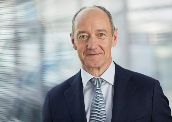 Siemens AG has a new Chairman and General Director