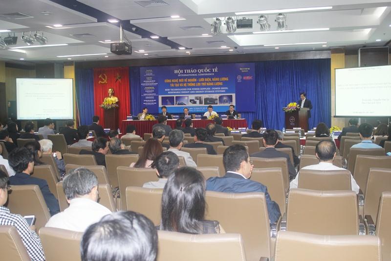 Vietnam - Korea seminar on energy storage in clean power development