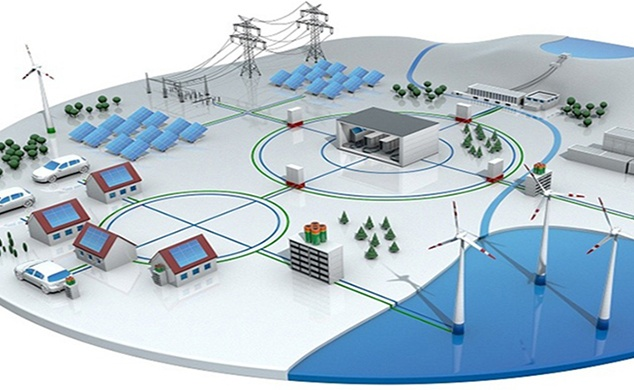 An Euro 65 million investment in Smart power grid