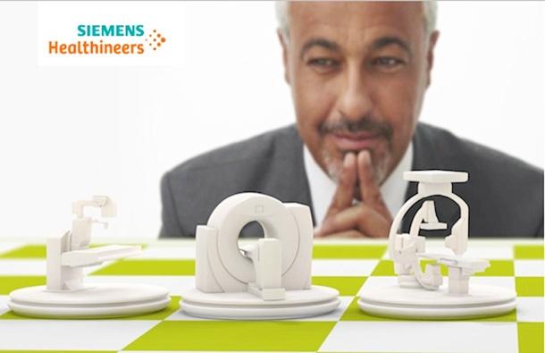 Siemens Healthineers - The new brand for Siemens' healthcare business
