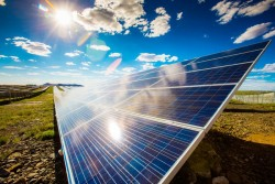 construction of the super solar power project in ninh thuan will be started this year