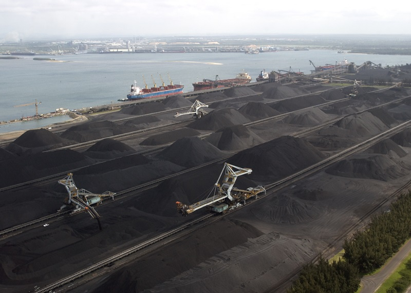 Vinacomin imported 1.8 million tons of coal in the first 4 months of 2019
