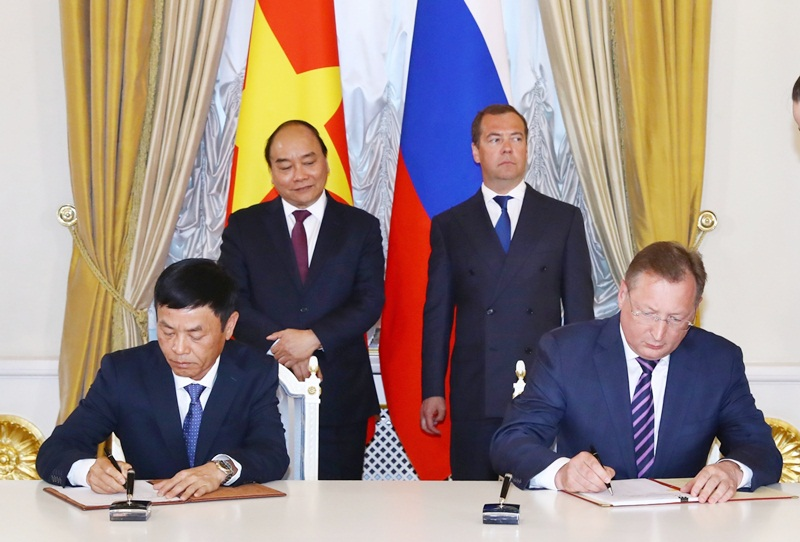 Enhancing Vietnamese-Russian cooperation in the oil and gas sector