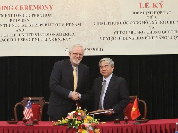 Nuclear agreement with Vietnam will create more jobs for USA