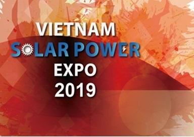 "Neoventure Corporation will organize the ""Vietnam Solar Power Expo 2019"" in Hanoi"