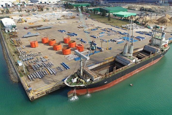 Doosan Vina exports 1,560 tons of products to Jawa Thermal Power Plant, Indonesia
