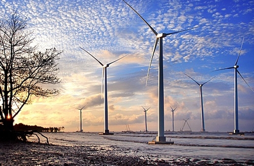 """Approving the Project """"Wind Power Development in Vietnam"""""""