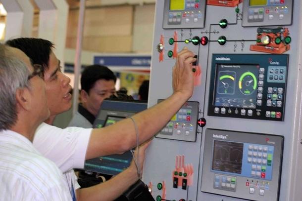 Electric & Power Vietnam 2014: Hội tụ công nghệ điện tiên tiến