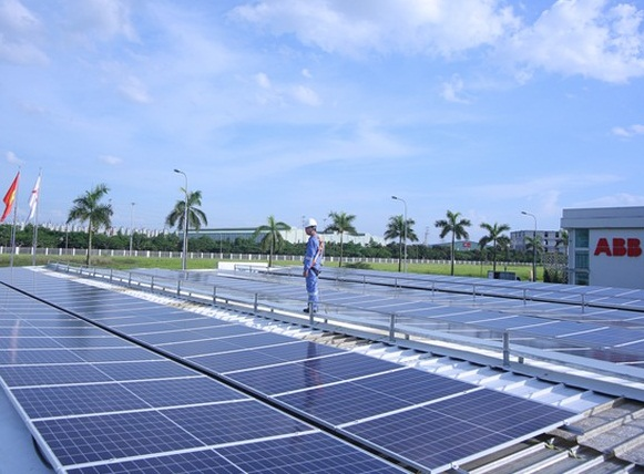 ABB put into operation the SPP in Bac Ninh city