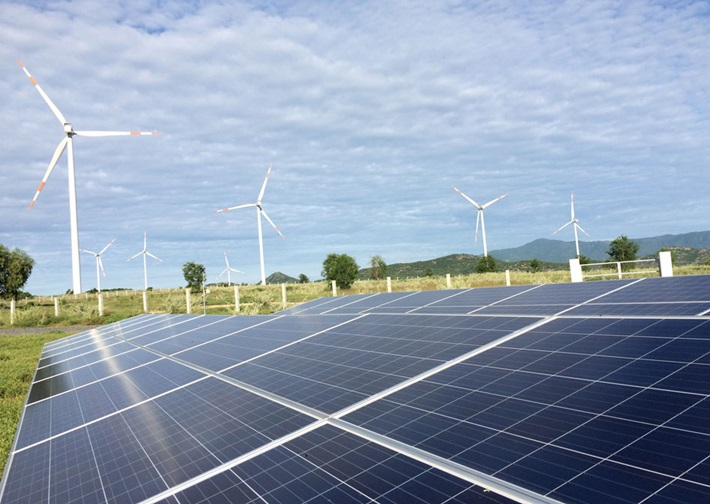 EVN tries the best to release the capacity of the renewable energy projects