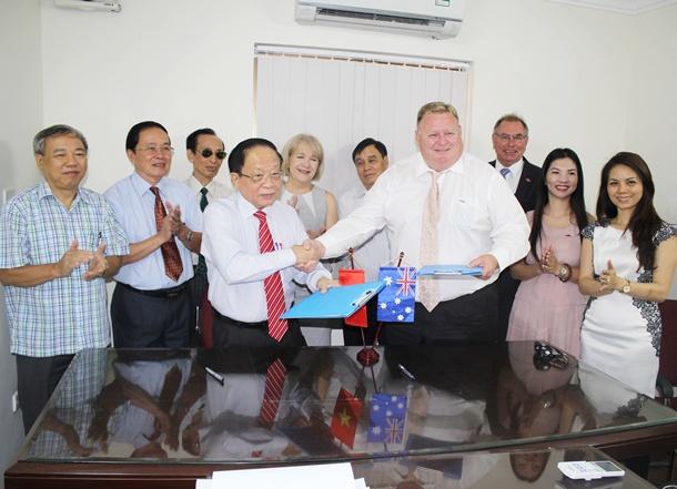 VEA mở rộng hợp tác với các nhà đầu tư Australia