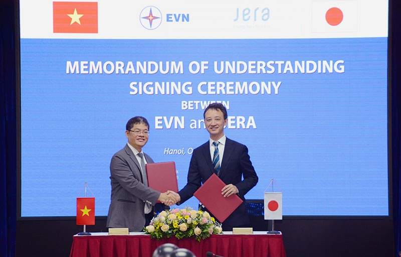 EVN and JERA look for cooperation in LNG business