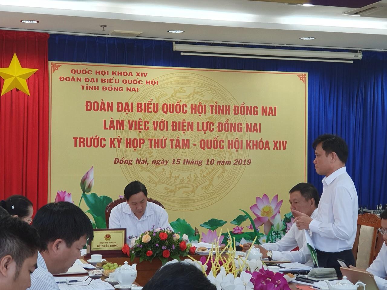 PC Đồng Nai: Đầu tư các công trình điện đang gặp nhiều khó khăn