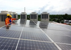 the rooftop solar power is strongly developing in the south