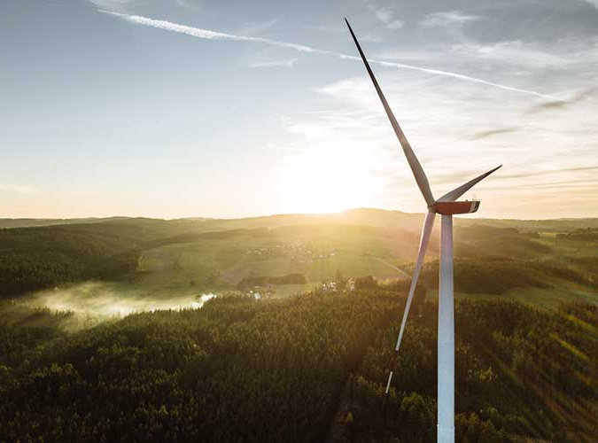 The  Ia Boong - Chu Prong wind power project has been agreed to investment policy