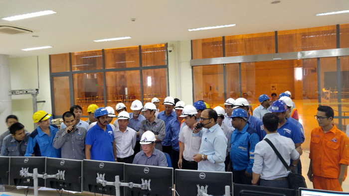 The Unit No2 of Xekaman Hydropower plant No1 has synchronized with National Power System