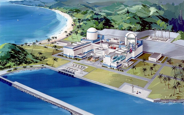 Nuclear power diversifies energy sector