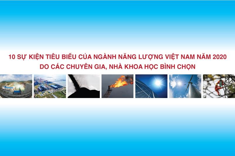 Ten typical events of Vietnam energy sector in 2020