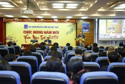 The government requires PetroVietnam to concentrate all the forces for comprhensive restructure