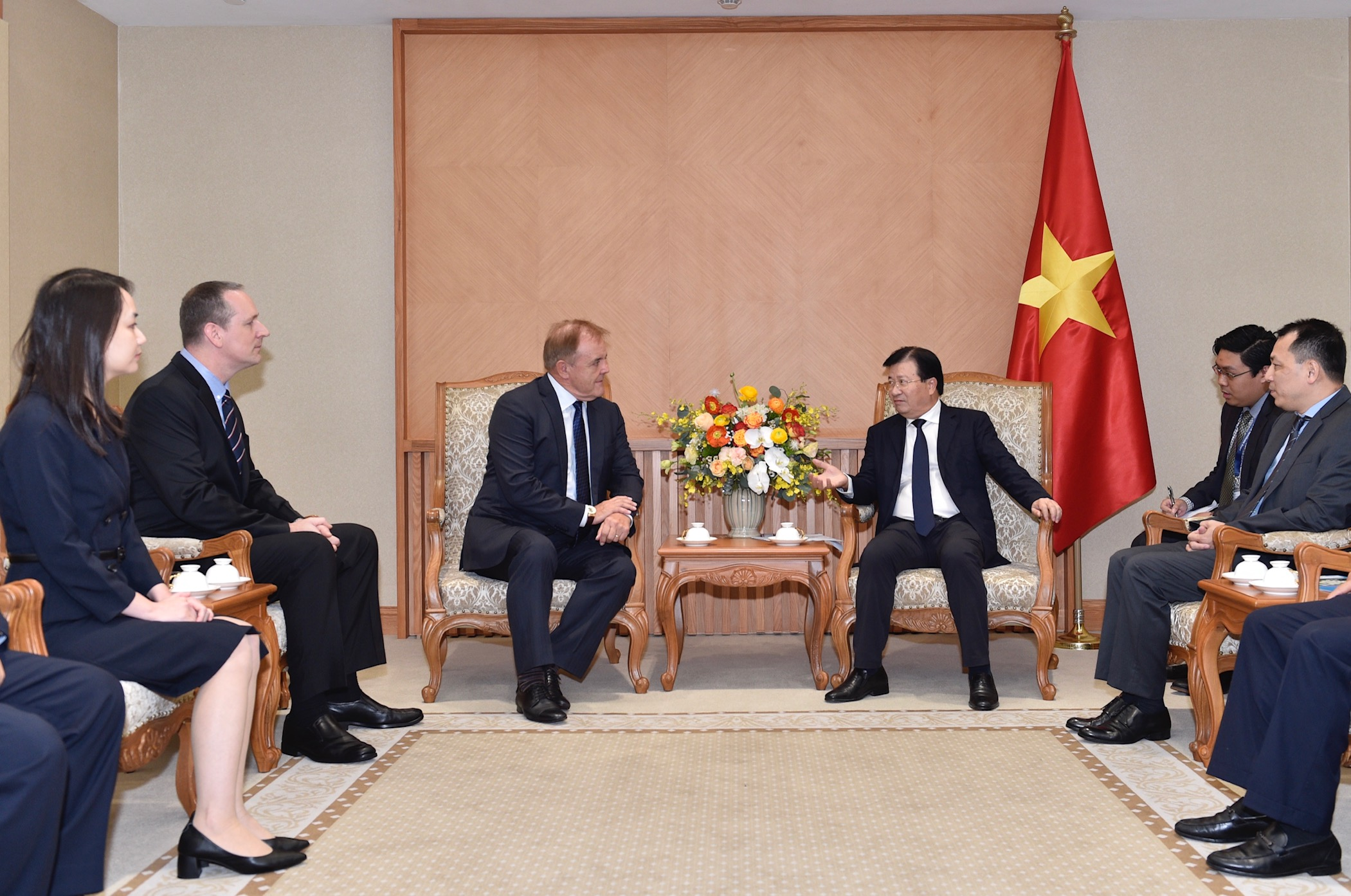 JSE proposed to expand oil and gas exploitation on the continental shelf of Vietnam