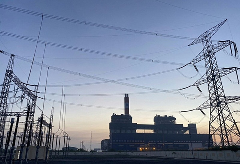 Song Hau 1 thermal power plant is closely operated in accordance with the new progress milestone