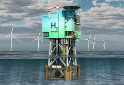gcooperation in researching to produce hydrogen from vietnam offshore wind power projects