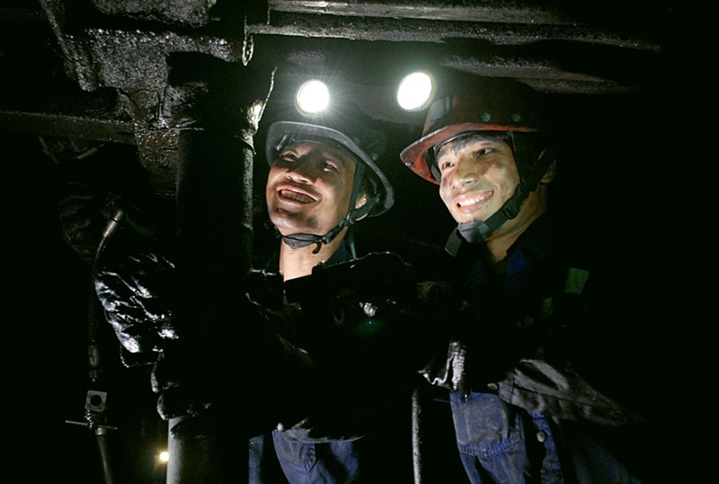 Vinacomin retains only four major sectors in Coal Industry Restructure