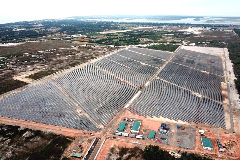 Successful impulse energizing 110 kV transformer substation of LIG – Quang Tri SPP