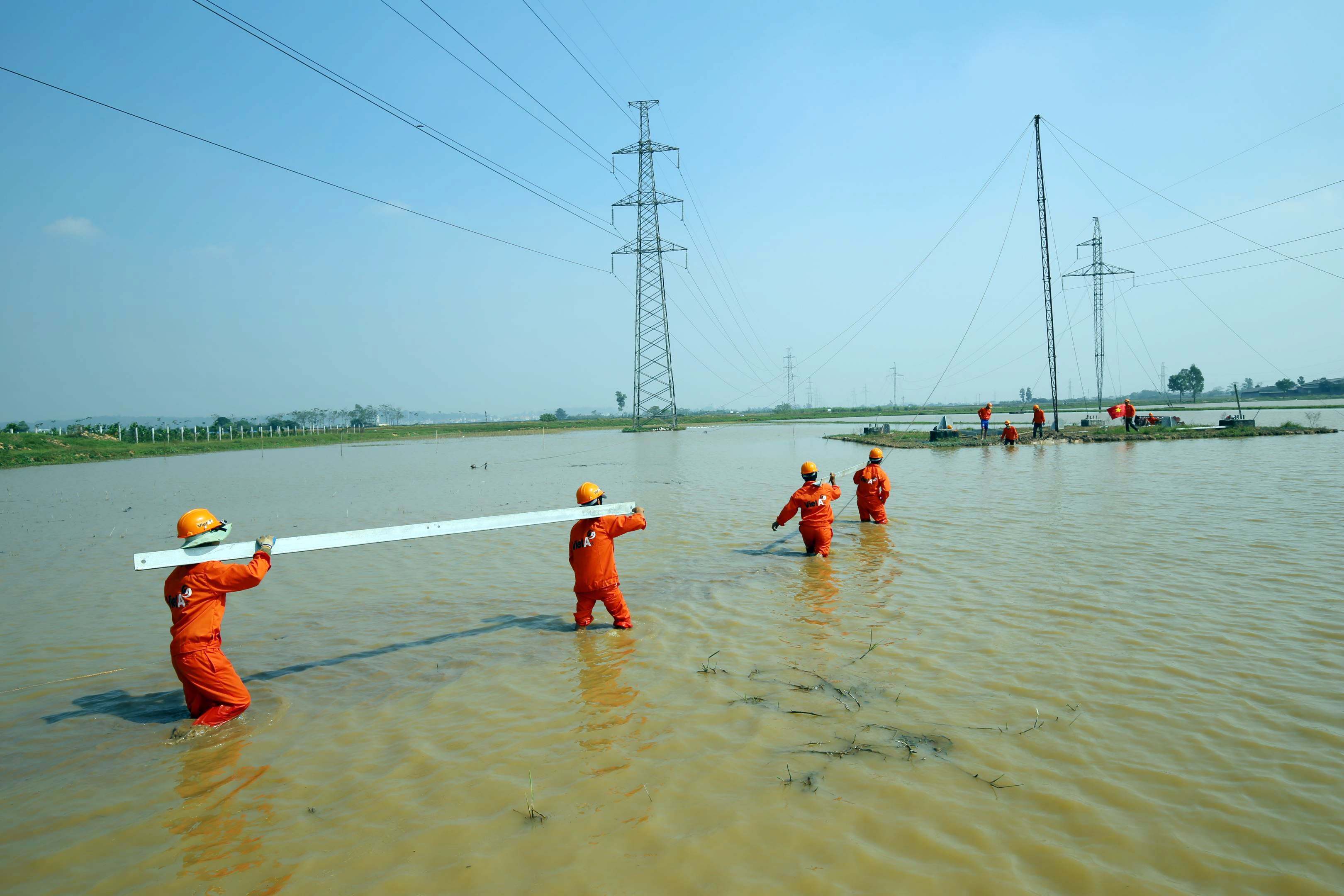 Many power grid projects are behind schedule due to the impact of Covid-19 pandemic