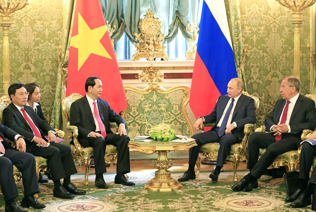 Vietnam and Russia continue the cooperation on the nuclear energy
