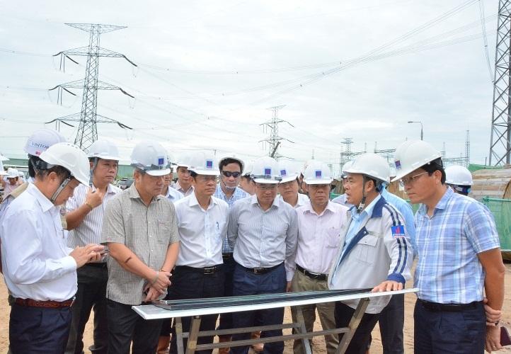 Thông tin mới nhất về các dự án điện: Thái Bình 2, Sông Hậu 1, Long Phú 1